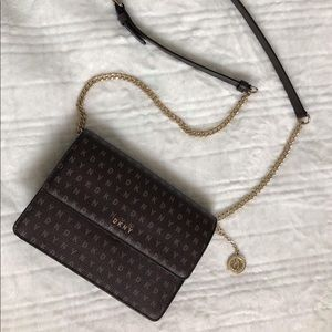 Brand new DKNY Logo crossbody bag